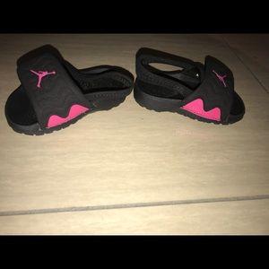 8381a52ad6ec Jordan Shoes - Toddlers Babies Jordan Hydro 4 Sandals Size 6C